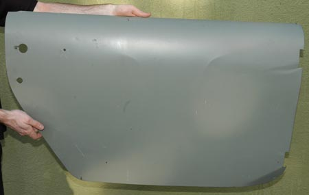 Scout 80, Scout 800 Door Skin Passenger Side - New old stock