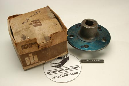 Scout 800 Rear Wheel Hub   -  New Old Stock