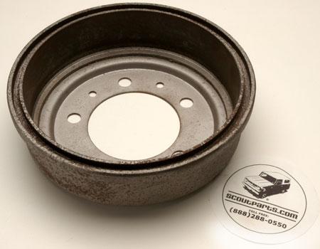 """9"""" Brake Drum, USED"""