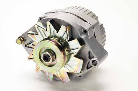Scout 80, Scout 800 - Alternator for IH 4-Cylinder