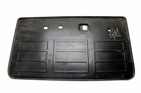 Scout II Door Panel Metal Backing Inner  - Passenger Side Used