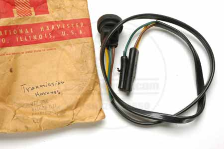 Scout II Harness Transmission - New