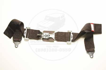 Lap Harness Seat Belt - Bolt Down