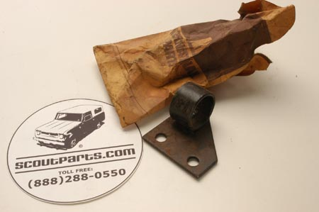 Scout II, Scout 80, Scout 800 Muffler hanger - New old stock