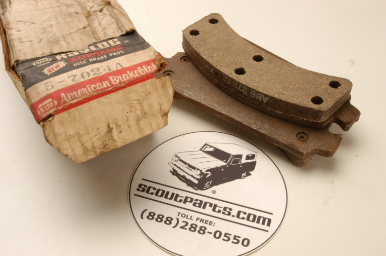 Disc Brake Pads For Metro