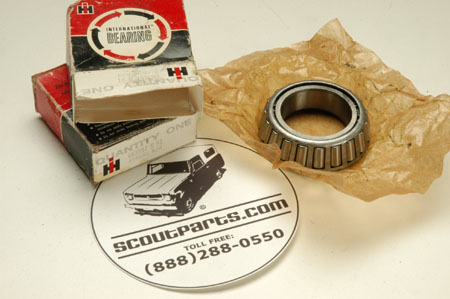 Scout II Bearing Wheel - - New Old Stock