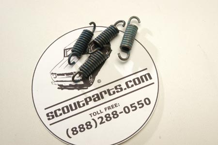 Scout 80 Brake Shoe Retainer Spring   - New Old Stock.