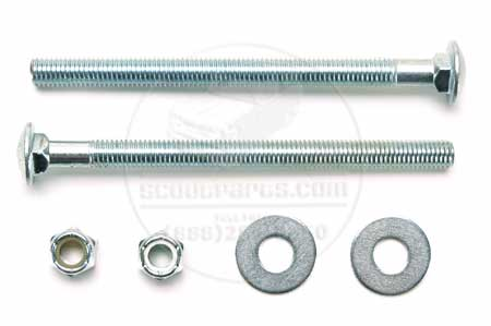Bumper Bolt Kit