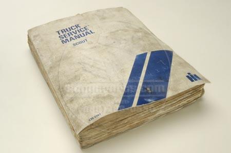 Service Manual - , 800 - Original Factory