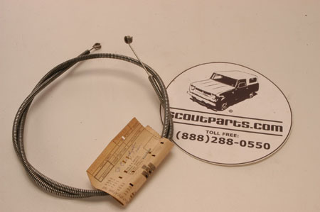 Scout II Cable Defroster Control  - Used