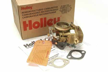Scout 80, Scout 800 Carburetor Holley 1904  - 152 Cid Rebuilt