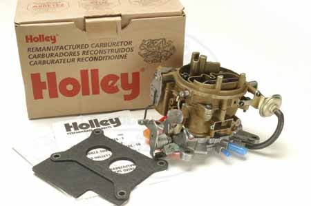 Carburetor - 2BBL Holley (Rebuilt Original) - (SII 304 and 345)