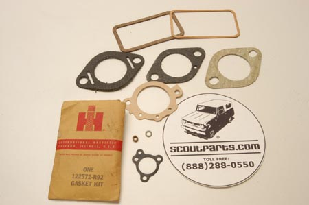 Carb Rebuild kit 1904  - new old stock