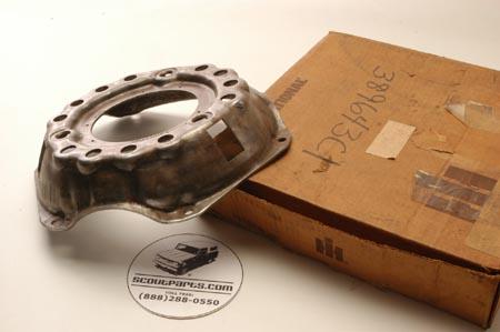 Cover - Pressure Plate