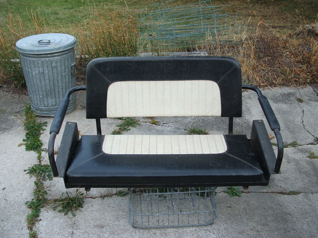 Scout 80, Scout 800 61-71 Rear Bench Seat - Used Call For Availability
