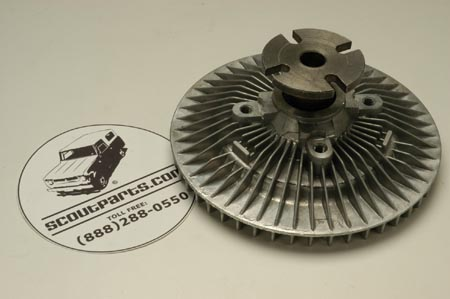 Bolt-On Fan Clutch