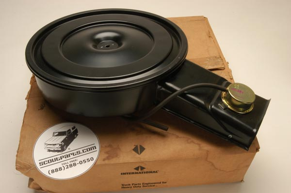 Scout II Air Cleaner Assembly -  New Old Stock
