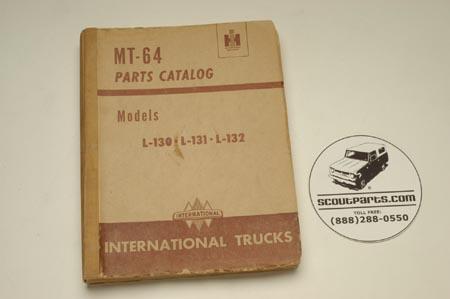 MT-64 Parts Catalog for L Series Trucks
