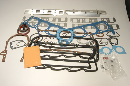Scout II, Scout 80, Scout 800 Complete Engine Gasket Kits