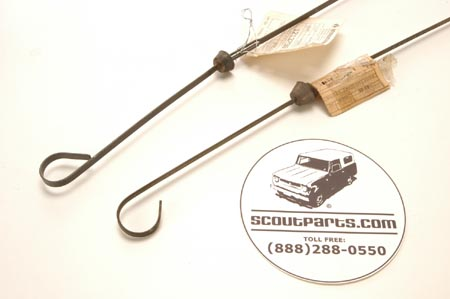 Scout 80, Scout 800 Dip Stick For 152 Cid Engine - New Old Stock