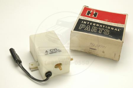 Scout II Speed control switch box module -  electric switch for  with 4 Cylinder- New old stock