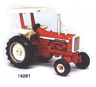International Farmall 1206