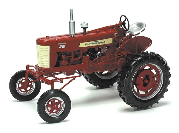 Farmall 450 Gas Hi-Clear Tractor