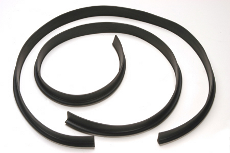 Fender To Body Seal Pick-Ups Only (For Rear Fenders) - PAIR