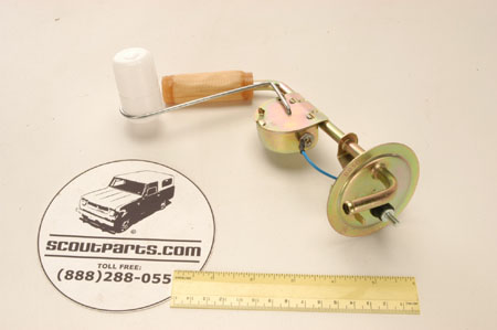 Fuel Sending Unit (fuel sender) for 69-75 Travellall, Pickup