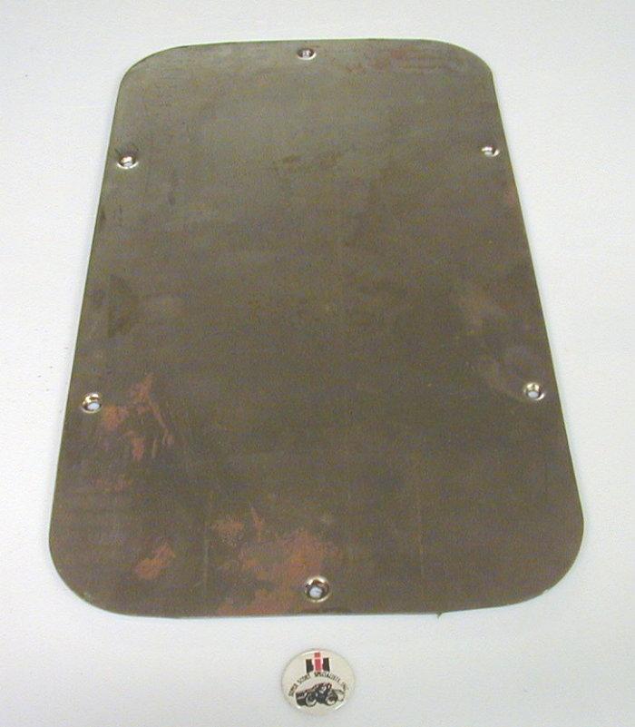 Scout II Gas Tank Access Panel