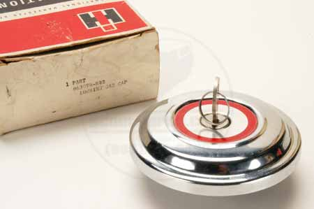 Scout II Gas Cap Locking - New Old Stock