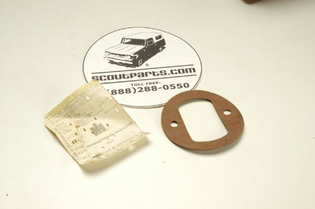 Positive Crank Case Ventilation Side Cover Gasket