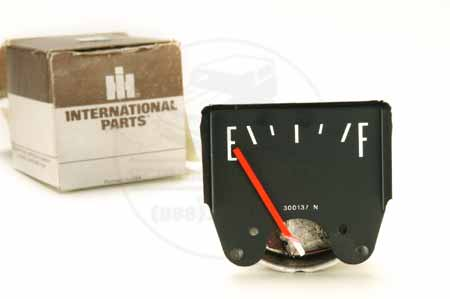 Scout II Fuel Gauge - new old stock
