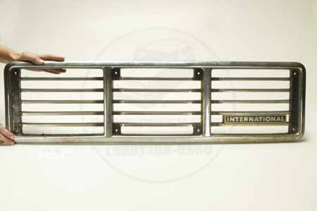 Scout II Grille For 76   And Traveler Used