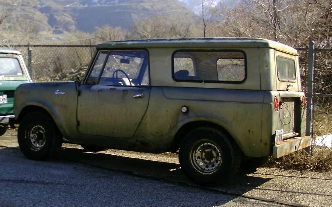 1964 Scout