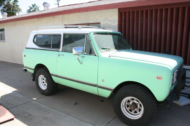 Scout II 1979  345 v8