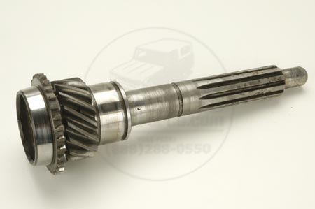 Scout 80, Scout 800 Input Shaft - T13 3-speed
