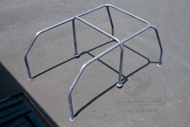 6-point Roll Bar Cage Kit - Scoutparts.com Exclusive Product