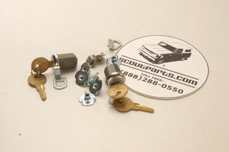 Door Lock Kit - NEW OLD STOCK