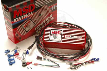 MSD Ignition Control Kit