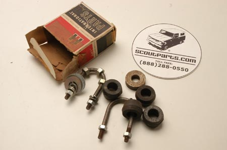 U- BOLT KIT - NEW OLD STOCK