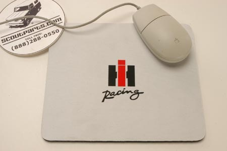 "Scout II, Scout 80, Scout 800 Mouse Pad ""IH Racing """