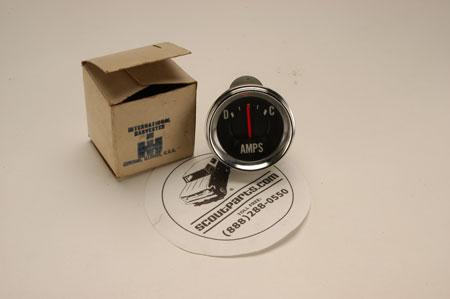 Scout 800 Amp Gauge,  - New old Stock