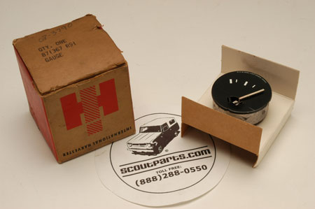 Gauge Fuel  - New Old Stock