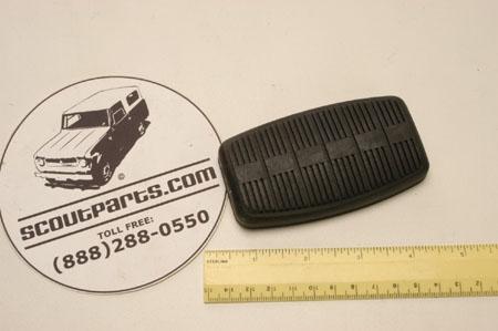 Automatic Brake Pedal Pad