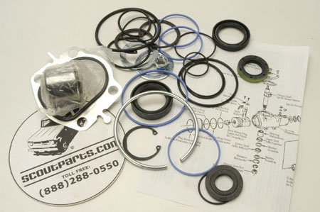 Power Steering Gear Box Rebuild Kit