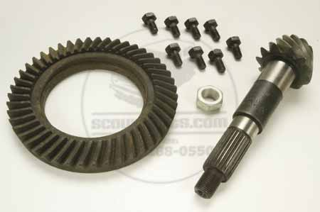 Scout 80 Ring And Pinion Gear Set 4.27 Dana 27  - New Old Stock