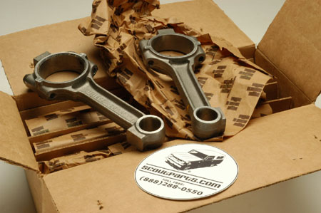 Scout II Connecting Rod (345 V8)  - New Old Stock