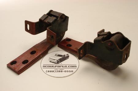 Scout II Door Hinges -  Used