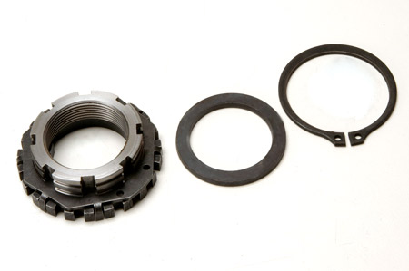 Scout II Locking Spindle Nut Kit - Dana 44
